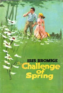 book cover of The Challenge of Spring