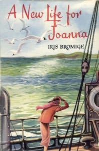 book cover of A New Life for Joanna