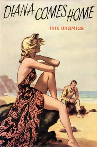 book cover of Diana Comes Home