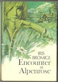 book cover of Encounter at Alpenrose