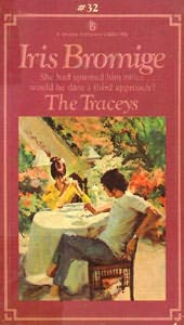 book cover of The Traceys