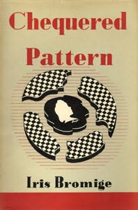 book cover of Chequered Pattern
