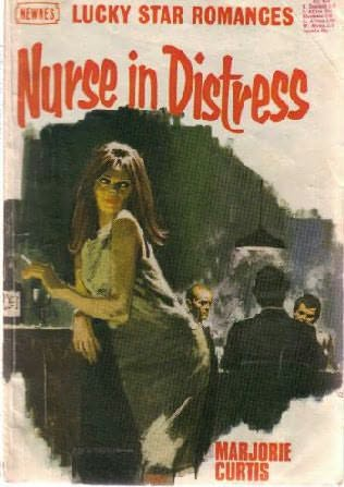 book cover of Nurse in Distress
