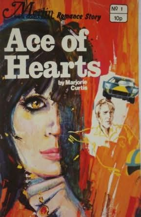 book cover of Ace of Hearts