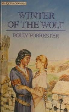 book cover of Winter of the Wolf