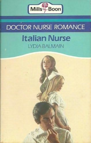 book cover of Italian Nurse