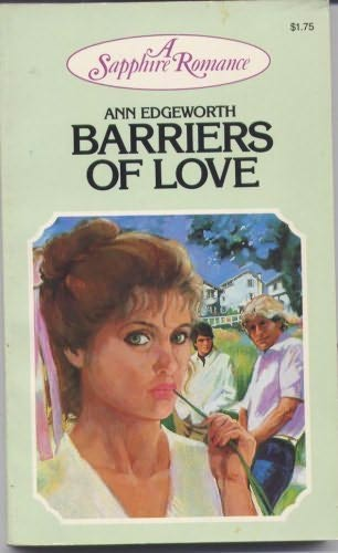 book cover of Barriers of Love