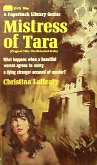 book cover of The Mistress of Tara
