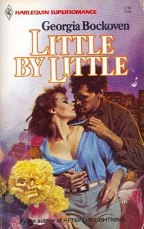 book cover of Little by Little