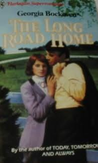 book cover of The Long Road Home