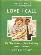 book cover of Dr. Wentworth\'s Babies
