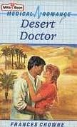 book cover of Desert Doctor