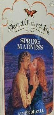 book cover of Spring Madness