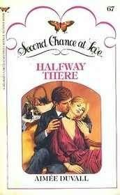 book cover of Halfway There