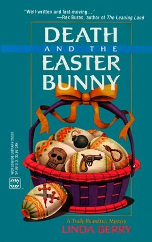 book cover of Death and the Easter Bunny