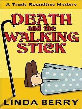 book cover of Death and the Walking Stick