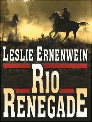book cover of Rio Renegade