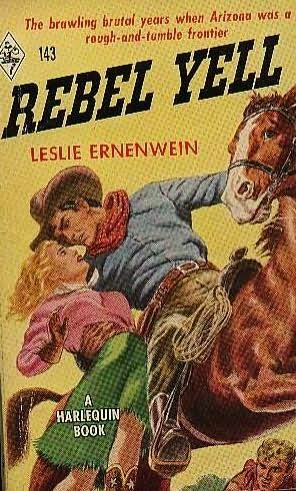 book cover of Rebel Yell