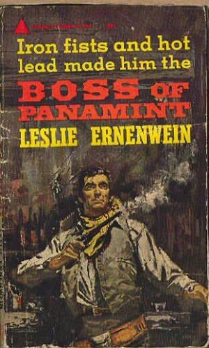 book cover of Boss of Panamint