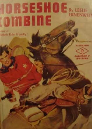 book cover of Horseshoe Combine