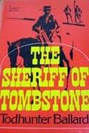 book cover of The Sheriff of Tombstone
