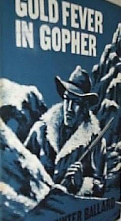 book cover of Gold Fever in Gopher
