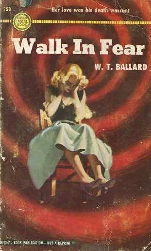 book cover of Walk in Fear