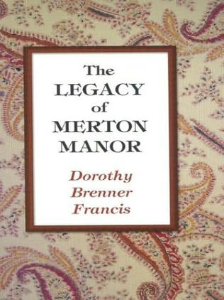book cover of The Legacy of Merton Manor