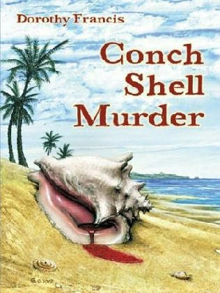 book cover of Conch Shell Murder