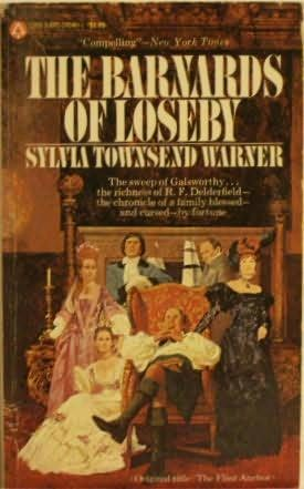book cover of The Barnards of Loseby