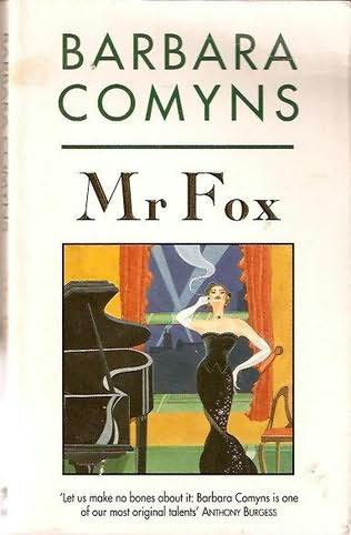 book cover of Mr. Fox