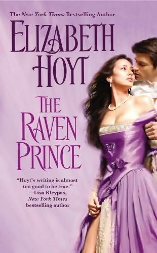 book cover of   The Raven Prince