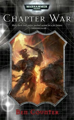 book cover of Chapter War