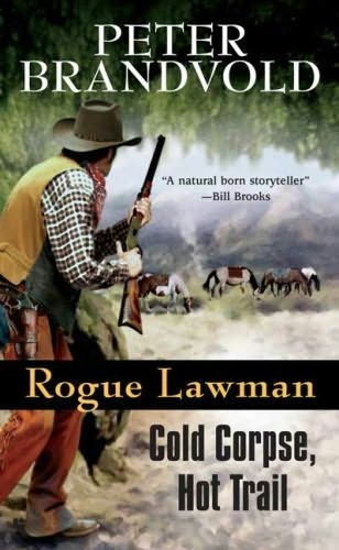 book cover of Cold Corpse, Hot Trail