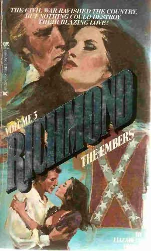 book cover of The Embers