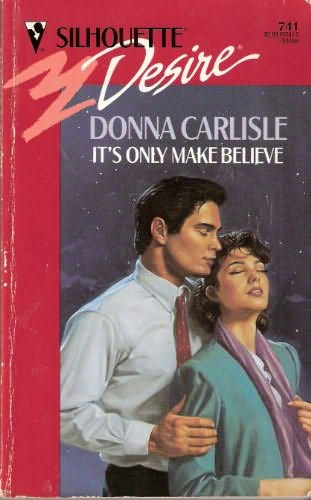 book cover of It\'s Only Make Believe