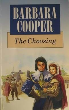 book cover of The Choosing