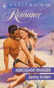 book cover of Arrogant Invader