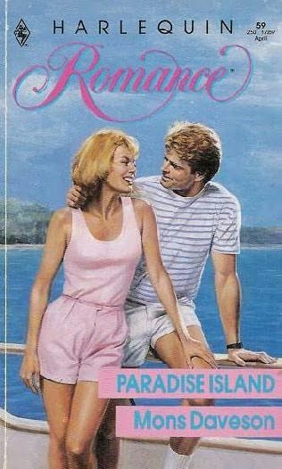 book cover of Paradise Island