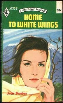 book cover of Home to White Wings