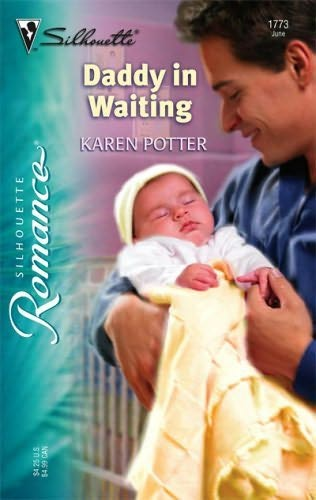 book cover of Daddy in Waiting