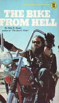 book cover of The Bike from Hell