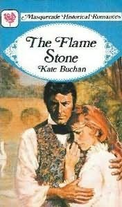 book cover of The Flame Stone