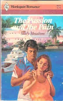 book cover of The Passion and the Pain