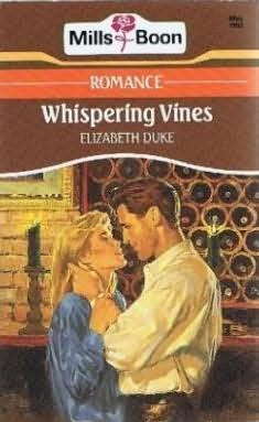 book cover of Whispering Vines