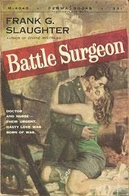 book cover of Battle Surgeon