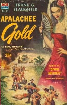book cover of Apalachee Gold