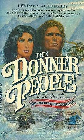 book cover of The Donner People