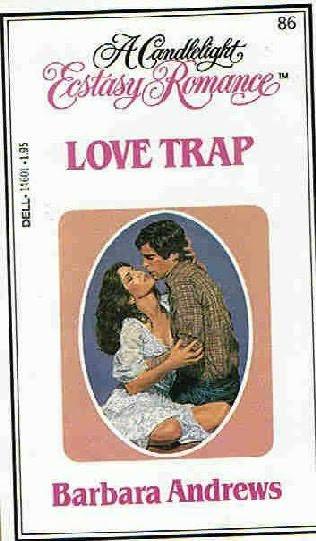 book cover of Love Trap