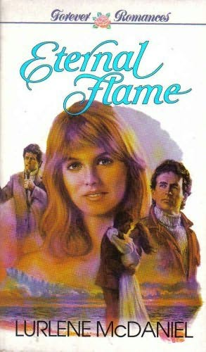 book cover of Eternal Flame